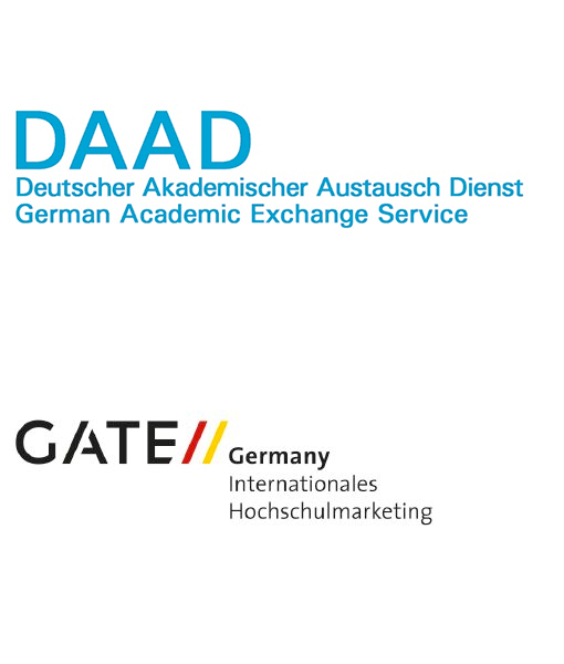 Development of an event management system for DAAD, Gate Germany