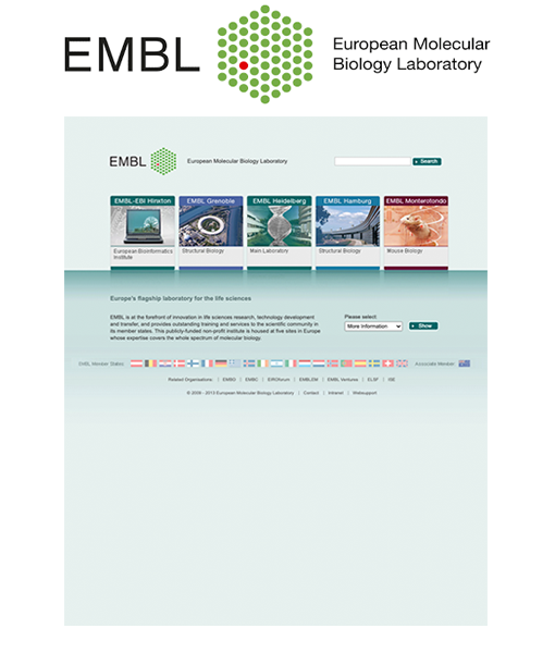 Development of Drupal multi websites at EMBL - European Molecular Biology Laboratory